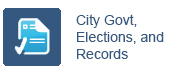 City Government, Elections, and Records