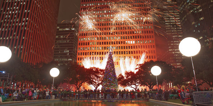 Reliant Lights Mayor's Holiday Spectacular