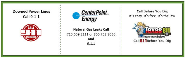 Centerpoint Phone Number >> Utility Regulation