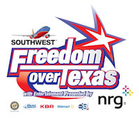 Freedom Over Texas Logo