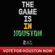 Vote for Houston!
