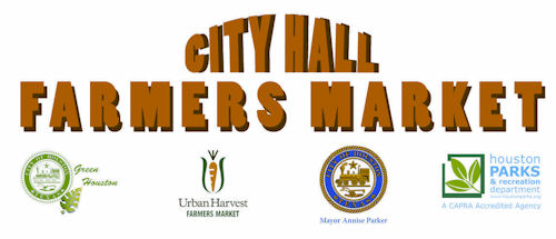 City Hall Farmer's Market Logo