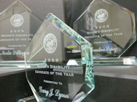 Disability Advocate of the Year Awards graphic