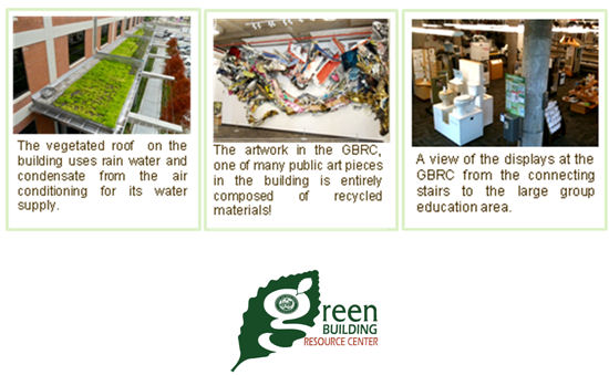 Green Building Resource Center Graphics