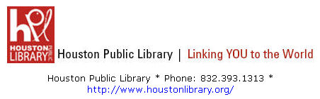 Houston Public Library Information