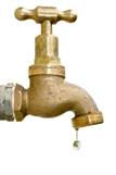 Water Faucet Dripping