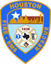 Houston Fire Department Logo