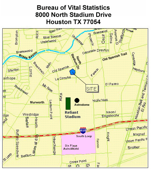 Parking Information And Directions To 8000 N Stadium Dr