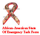 African-American State of Emergency Task Force logo