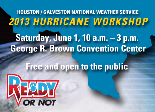 2013 Hurricane Workshop