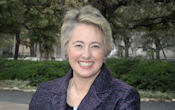 Annise D. Parker, Mayor ... Photo by Deborah Wallace