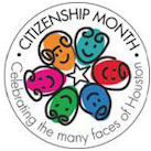 Citizenship Month Logo