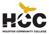 A picture of the Houston Community College logo.