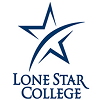 A picture of the LoneStar College logo.