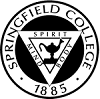 A picture of the Springfield College logo.