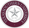 A picture of the Texas Southern University logo.