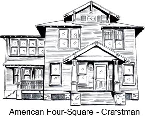 City of houston historic preservation manual audubon for Old american style houses
