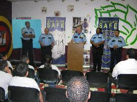 HPD and the Boys and Girls Club of Greater Houston