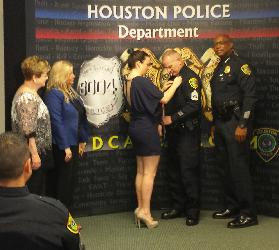 Police Chief Promotes Five To New Leadership Roles