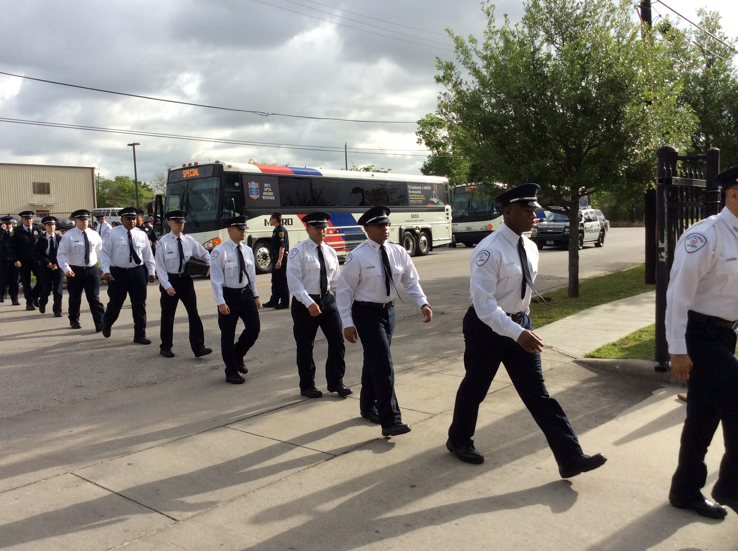 Hpd cadets visit several communities on cultural diversity for Police tours