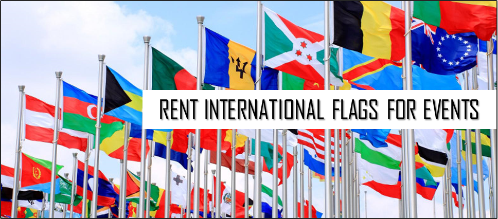 Flags for Rent